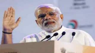 Congress must repent for undermining Ambedkar's legacy: Narendra Modi