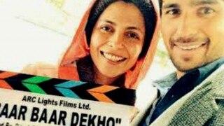 Baar Baar Dekho to release on September 9