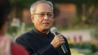 President Pranab Mukherjee to pay two-day visit to Jharkhand from January 9