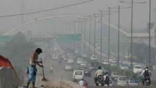 Marked pollution drop this New Year: Delhi government