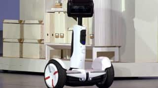 CES 2016: Intel's Ninebot Segway Robot steals the show