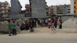 Assam earthquake: 20 persons injured in Assam quake, buildings develop cracks