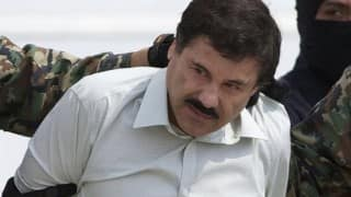 Chase over for El Chapo: 'Lord of Tunnels' finally arrested in Mexico; drug kingpin to be extradited to US