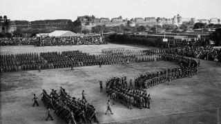 First Republic Day Parade Video: Rare footage involving Jawaharlal Nehru and then President Rajendra Prasad