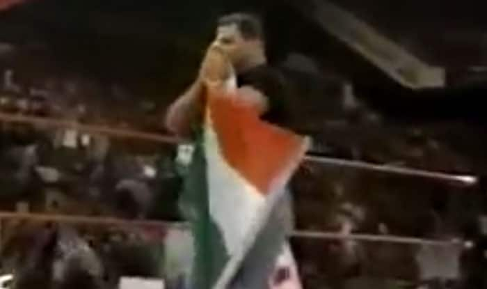 Aadvanshi Veer Sena to protest against WWE tour; demands apology for insulting Indian flag