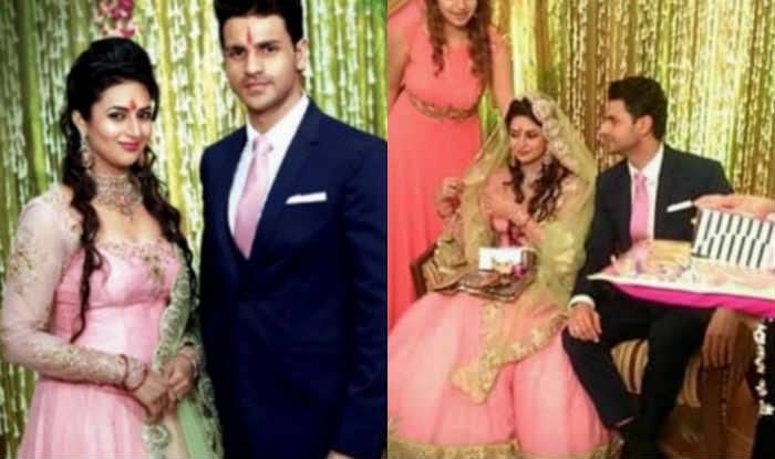 Divyanka Tripathi got engaged to her co-star Vivek Dahiya - Roka Ceremony Picture