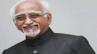 Security beefed up for Vice President Hamid Ansari's visit