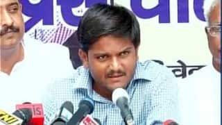 Hardik Patel offers to give an undertaking for bail