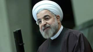 Iranian president in France for deals bonanza