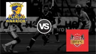 Hockey India League (HIL) 2016 Free Live Streaming: Watch Punjab Warriors vs Ranchi Rays online on starsports.com