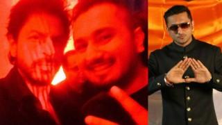 एक साल से लापता यो यो हनी सिंह का चला पता; शाहरुख़ खान के साथ शेयर की सेल्फी