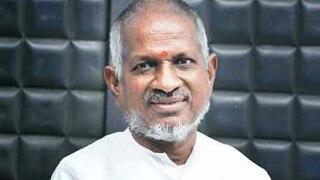 Music maestro Ilayaraja gets Nishagandhi Puraskaram