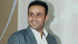 Virender Sehwag says he changed his batting technique to emulate Sachin Tendulkar