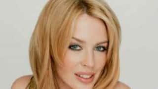 Kylie Minogue getting hitched soon