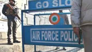 Sounds of gunfire wake up residents in Pathankot