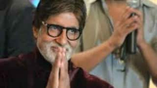 Amitabh Bachchan perfect choice for Incredible India campaign: B-town