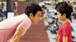 Aamir Khan is my mentor: Darsheel Safary
