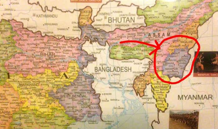35 magnitude earthquake hits myanmar india border minimal damage 35 magnitude earthquake hits myanmar india border minimal damage caused in manipur gumiabroncs Images