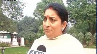 New Education Policy Soon: Smriti Irani