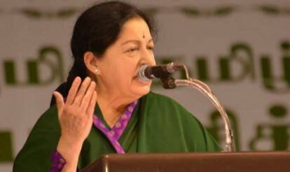 DMK flays Jayalalithaa over