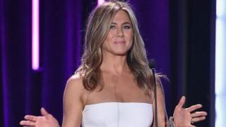 Jennifer Aniston misses world of 'Friends'