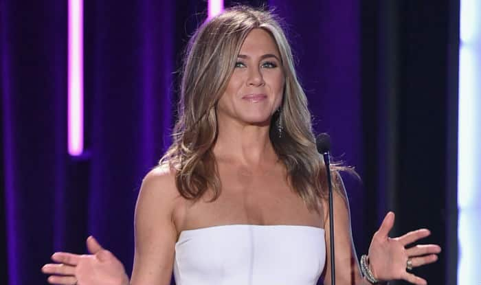 Jennifer Aniston misses world of 'Friends'
