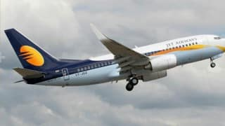 Jet Airways flight makes emergency landing at Yangon