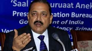 Plan to give 'venture' fund for start-ups in Northeast: Jitendra Singh