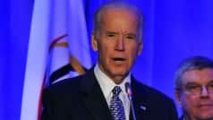 Former US Vice President Joe Biden in 2020 Presidential Race