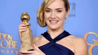 Kate Winslet treats career as 'holiday'