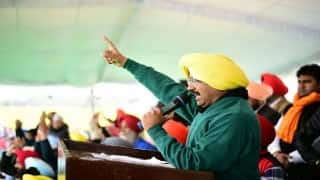 Arvind Kejriwal rally in Punjab: 5 key highlights of his speech projecting AAP as the one-stop solution