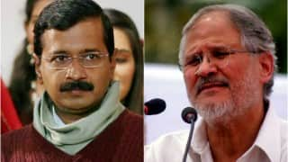 LG Najeeb Jung declares AAP government's order on salary of two officers illegal