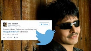 You Cannot Miss These 10 Funny Tweets on KRK's Birthday!