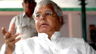 Arrest order has been issued on Lalu's strongman Raj Ballabh Yadav, accused of kidnapping and rape of a minor