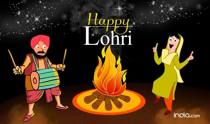Happy Lohri 2017: Best Lohri Wishes, Whatsapp Status ...