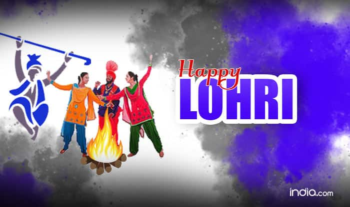 Happy Lohri 2017 Wishes In Hindi Best Lohri Quotes Whatsapp Status