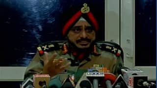 Pathankot attack: Agencies exhibited 'excellent synergy', says Lt Gen KJ Singh