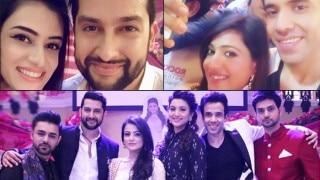 Kyaa Kool Hain Hum 3 stars Gauhar Khan, Tusshar Kapoor & Aftab Shivadasani promote their flick on Meri Aashiqui Tum Se Hi