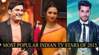 Kapil Sharma, Divyanka Tripathi, Gautam Gulati: Goonj India Index Report 2015 reveals the most popular TV stars