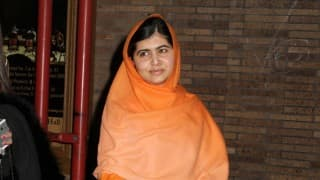 Malala Teams up With TOMS to Support Girls' Education Worldwide