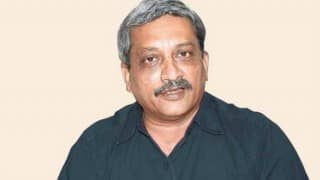 BJP in Goa: Parrikar to chair meeting of BJP workers in Goa on Saturday