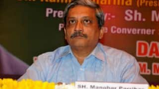 Pathankot attack: Defense Minister Manohar Parrikar to hold high-level meet with Rajnath Singh, NSA Ajit Doval