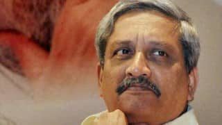 Pathankot attack: India will give tit-for-tat, says Manohar Parrikar