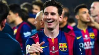 Barcelona earns hard-fought  2-1 win over Malaga