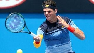 Milos Raonic beats Stanislas Wawrinka to reach Australian Open quarters
