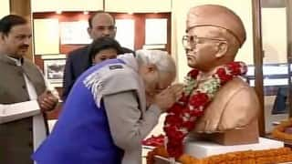 Narendra Modi declassifies 100 secret files on Netaji Subhash Chandra Bose