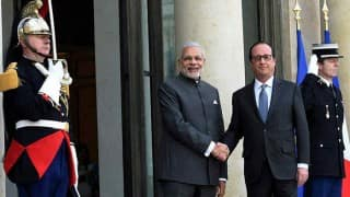 France to boost Narendra Modi's Make In India concept; French companies to invest 10 billion US dollars in India