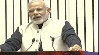 Start-ups to be exempted from income tax for first 3 years, says Narendra Modi
