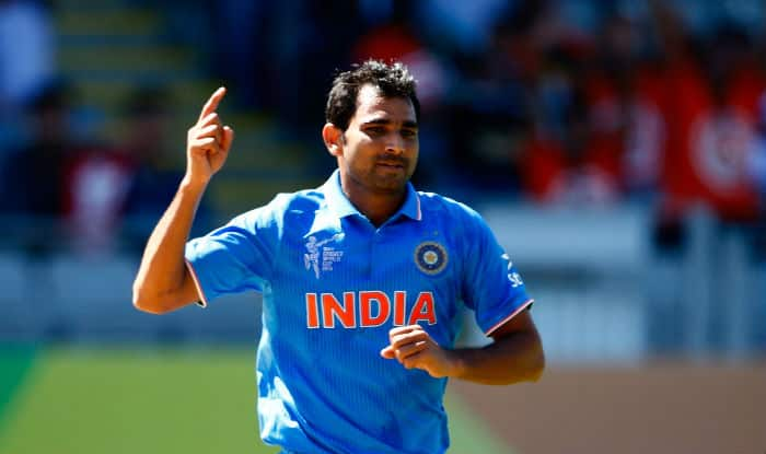 File image of Mohammed Shami.