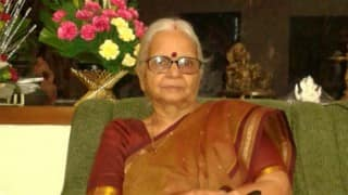 Goa Governor Mridula Sinha appeals people to help security forces maintain peace